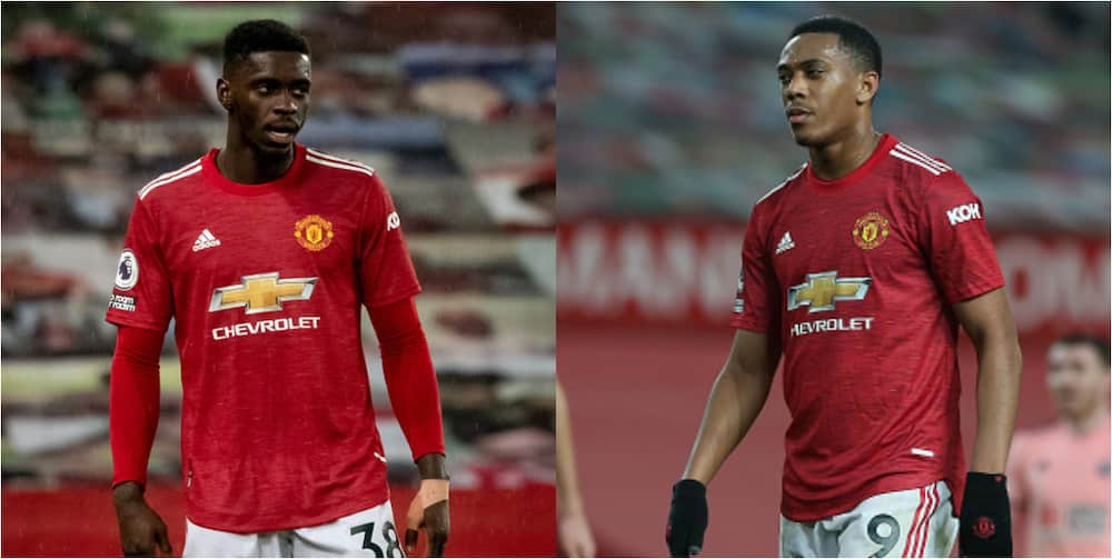 Fans attack 2 Man United stars after surprise defeat to Sheffield United at Old Trafford