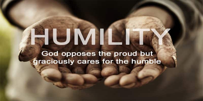 Bible quotes on humility