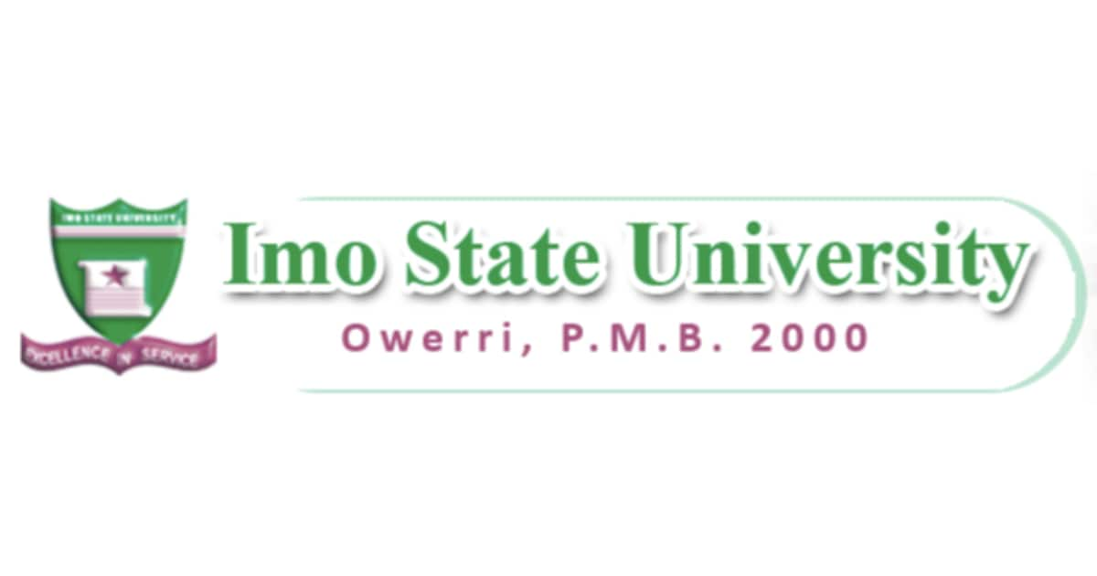 Imo State University postgraduate school courses and fees