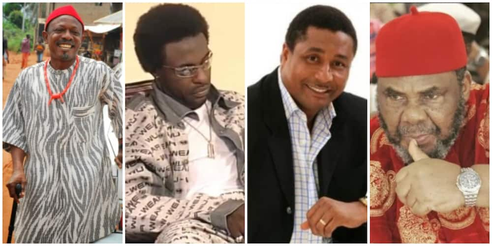 7 Nollywood actors who play movie roles everyone loved to hate