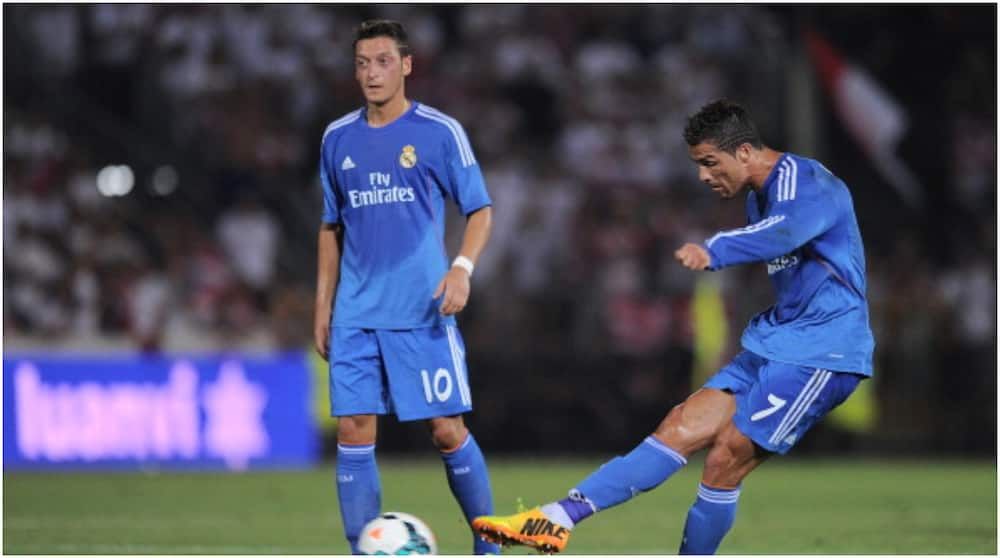 Mesut Ozil: Arsenal star offered to join Italian champions Juventus on 6-month loan