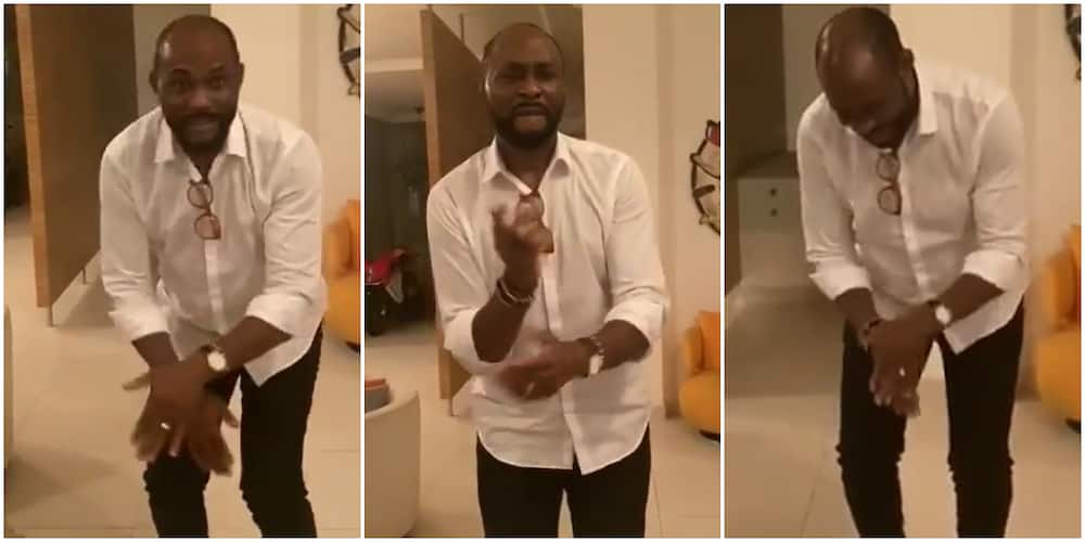Nigerians Gush over Actor RMD's Video as He Busts Moves and Sings Along to Kizz Daniel's Song