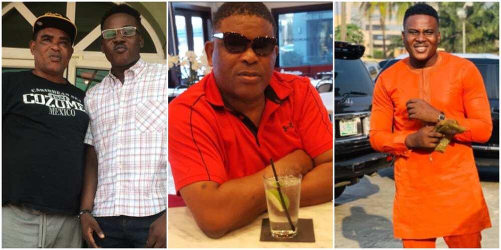 Popular Yoruba Actor Sir Kay Kamoru Revealed as Comedian Isbae U's Father