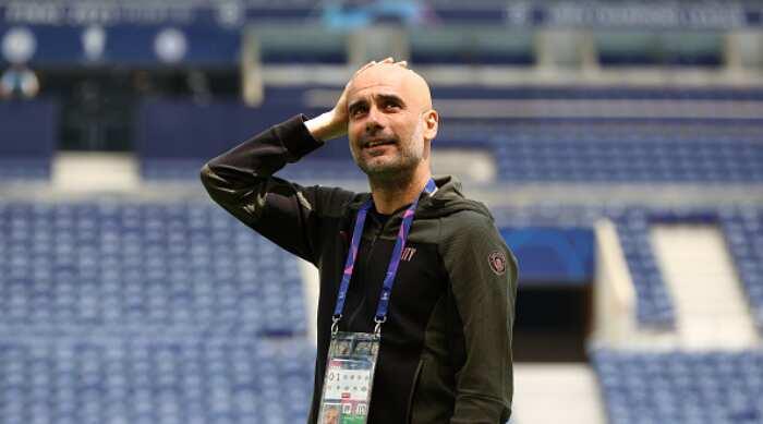 Pep Guardiola Cries Out Hours Before Champions League Final Showdown Against Impressive Chelsea