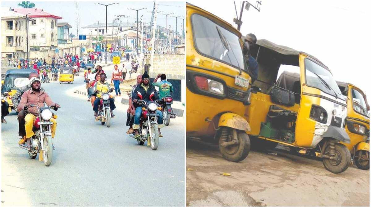Lagos dismisses list of prohibited Okada routes, says no decision taken yet - Latest News in Nigeria & Breaking Naija News 24/7 | LEGIT.NG