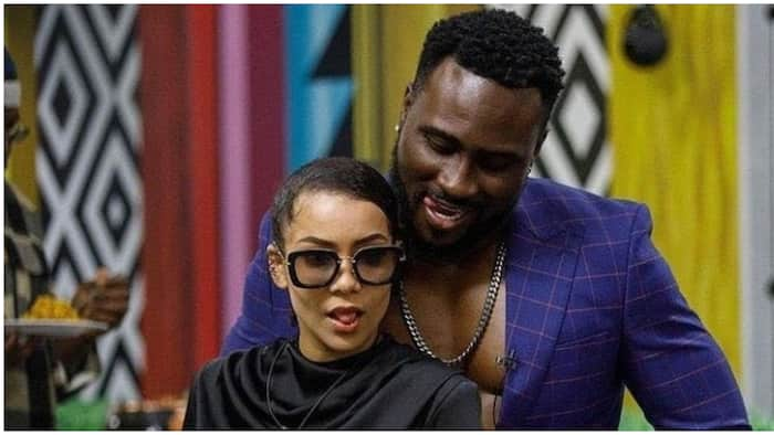 BBNaija: Pere, Maria escape eviction as housemates fail to discover them as wild cards, see how they voted