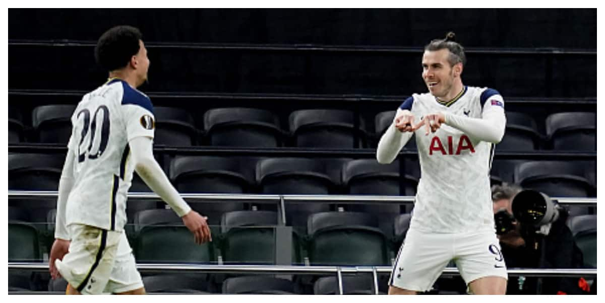 Bale scores great goal as Spurs beat Wolfsberg 4-0, go through 8-1 on aggregate
