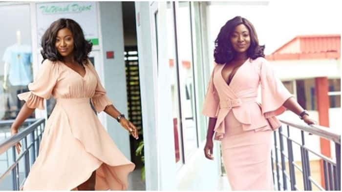Yvonne Jegede reportedly packs out as crisis hits her marriage