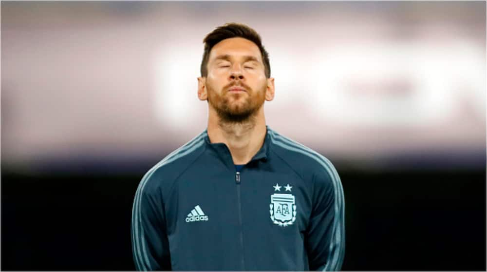 Lionel Messi: Argentina captain breaks record for most wins for his country