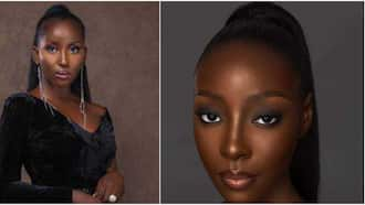 Nigerian lady reveals how a client brought her to London to make her up for 50th birthday, advises youths
