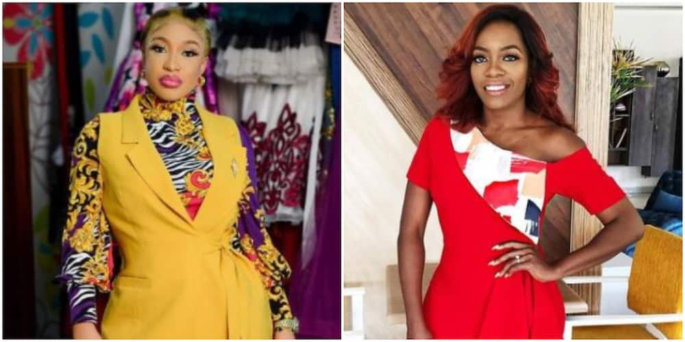 Your Opinion Is Not Needed: Tonto Dikeh Slams Shade Ladipo for Telling Her to Keep Her Relationship a Secret