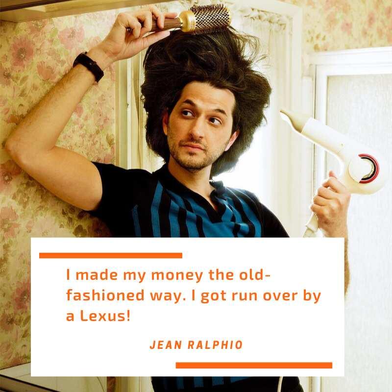 Jean Ralphio quotes