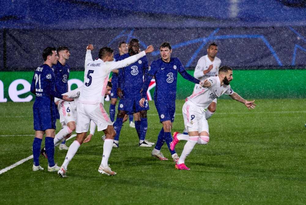Rio Ferdinand hails 'complete striker' Karim Benzema after Real Madrid
