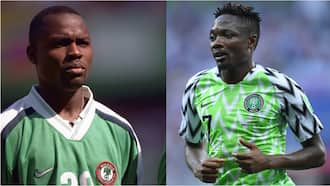 Ahmed Musa: Super Eagles captain named as one of Nigeria's greatest strikers by ex-international