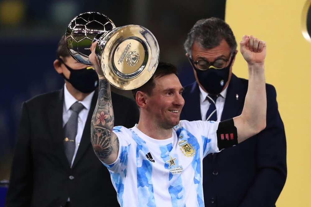 Barcelona finally reach agreement to keep Argentine star Lionel Messi