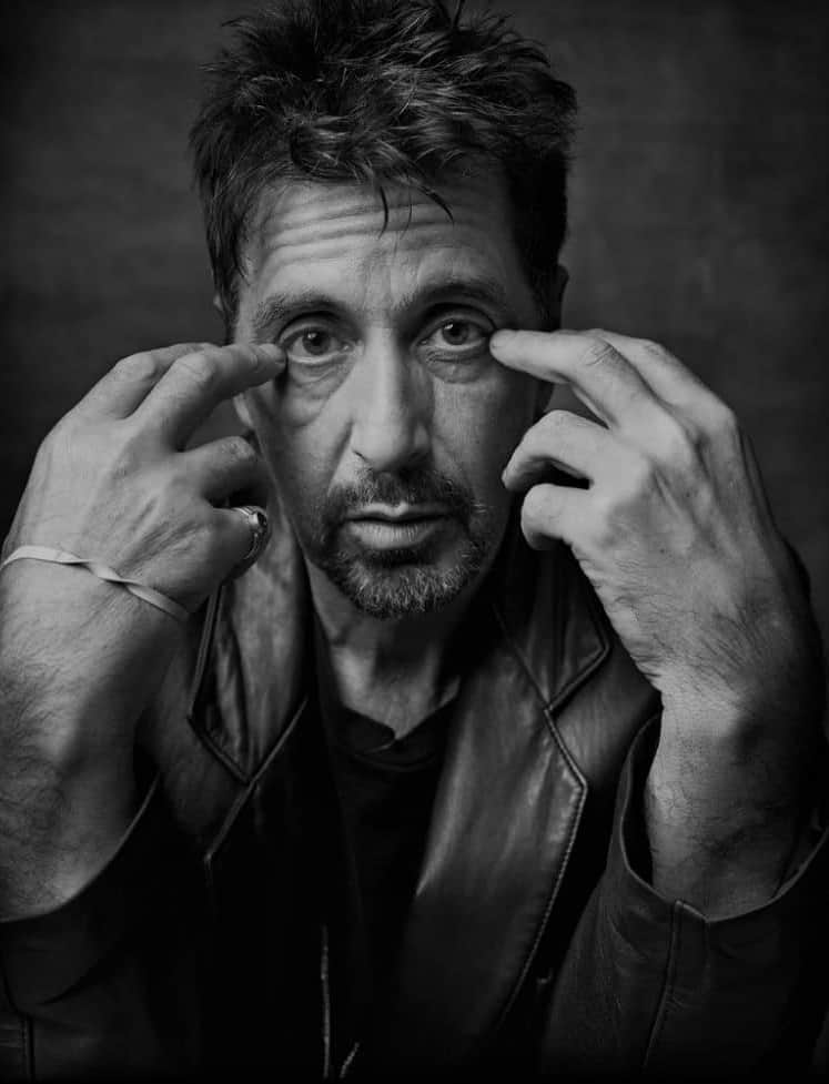what nationality is al pacino