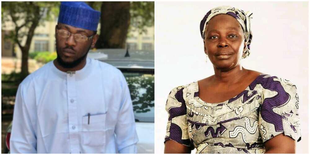 Nigerian man heartbroken as he loses mom 2 days to Christmas