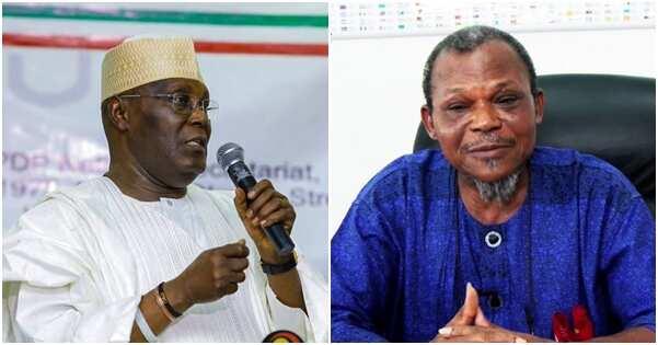 Atiku Abubakar reacts as former Lagos governor after brief illness