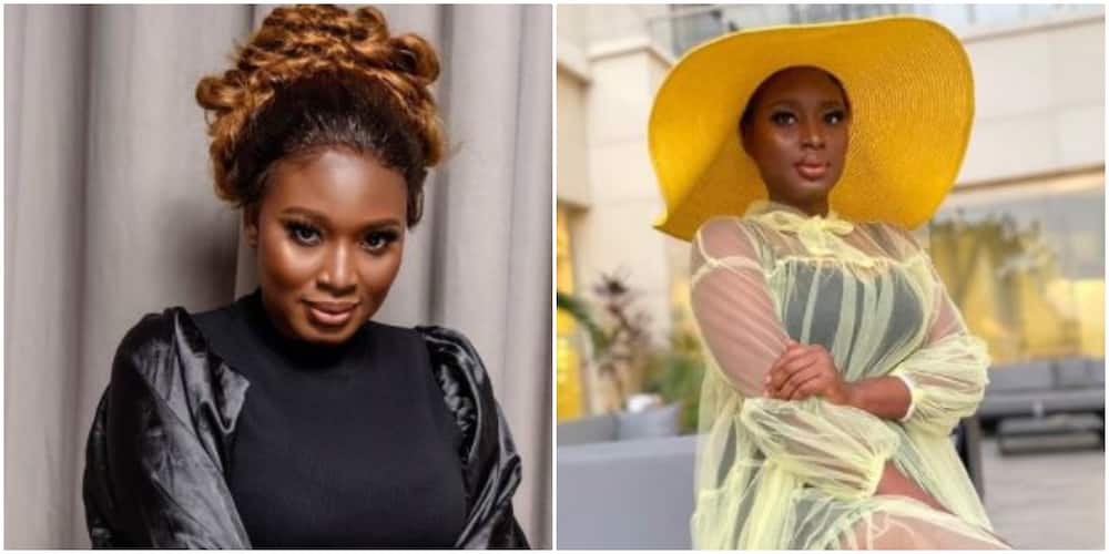 Fans Gush over Actress Bimpe Oyebade as She Celebrates Birthday with Gorgeous Photos