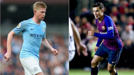 De Bryune, Coutinho and the 3 most valuable midfielders in the world