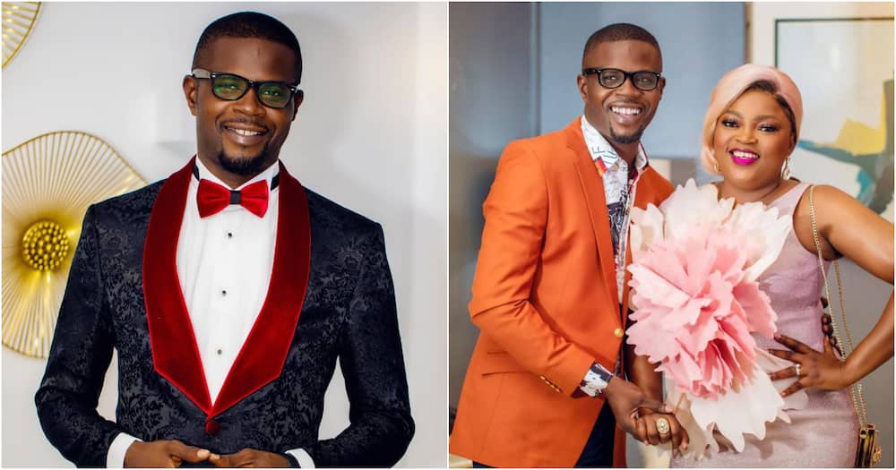 You're a blessing to this generation my love - Funke Akindele's husband JJC Skillz gushes over her