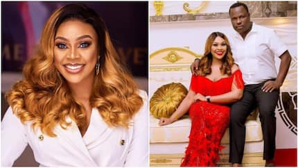Marrying him was a curse - Lady who got married to a billionaire blows hot again, shares photos of his ex-wives