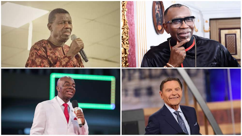 Most powerful pastors in the world ▷ Legit ng