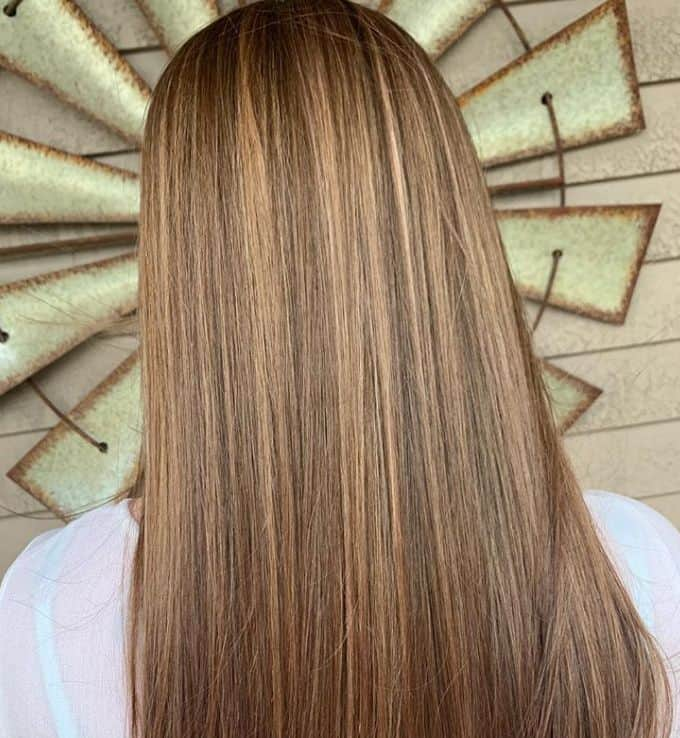 50 Ideas For Brown Hair With Blonde Highlights To Try In