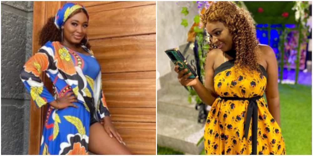 It's God's blessings: Actress, Adebimpe replies curious fan who asked about her pregnancy status