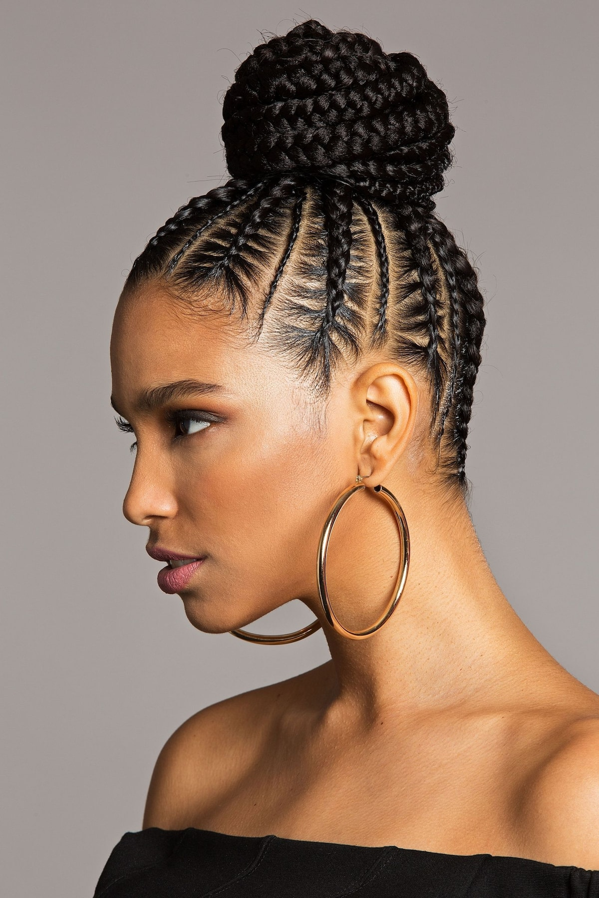 All Back Braids With Natural Hair In Nigeria Legit Ng