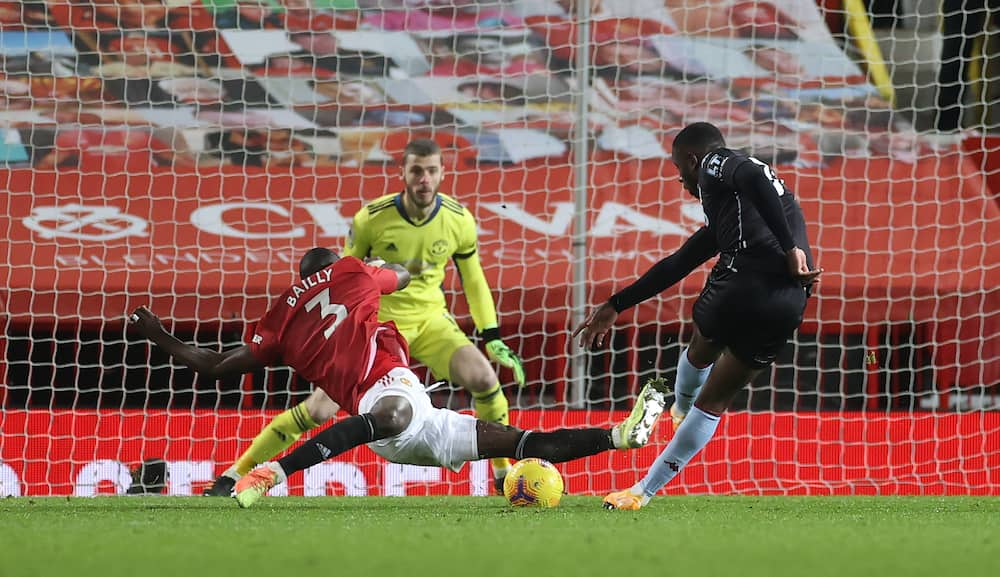 Eric Bailly saluted by Ole Solskjaer for incredible game against Aston Villa