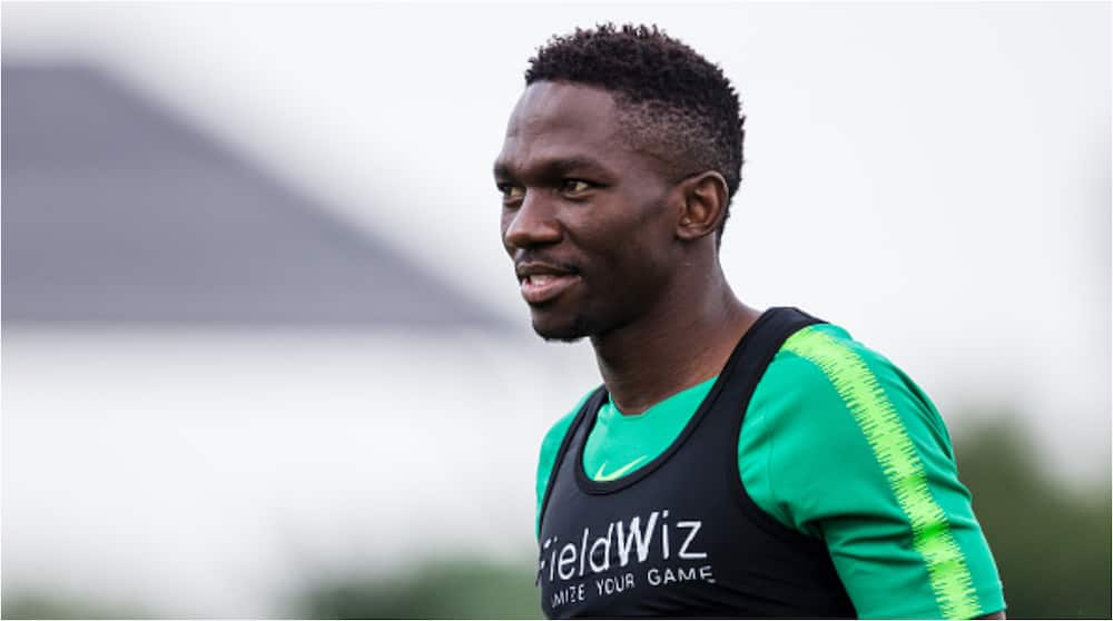 Super Eagles defender names striker who will become great for the Nigerian football team in future