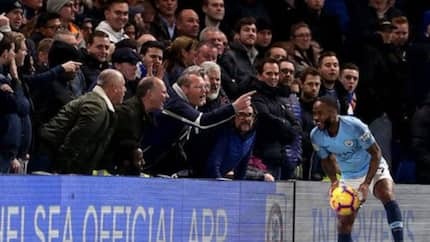 Chelsea alert police after identifying man accused of racially abusing Man City's Raheem Sterling