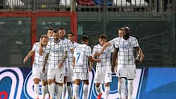 Juventus swallow their pride, congratulate Inter Milan after winning 1st Serie A title since 2010