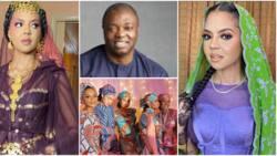 Power couple: Billionaire daughter Adama Indimi weds wealthy Kogi prince Malik Ado-Ibrahim (see photos and videos)