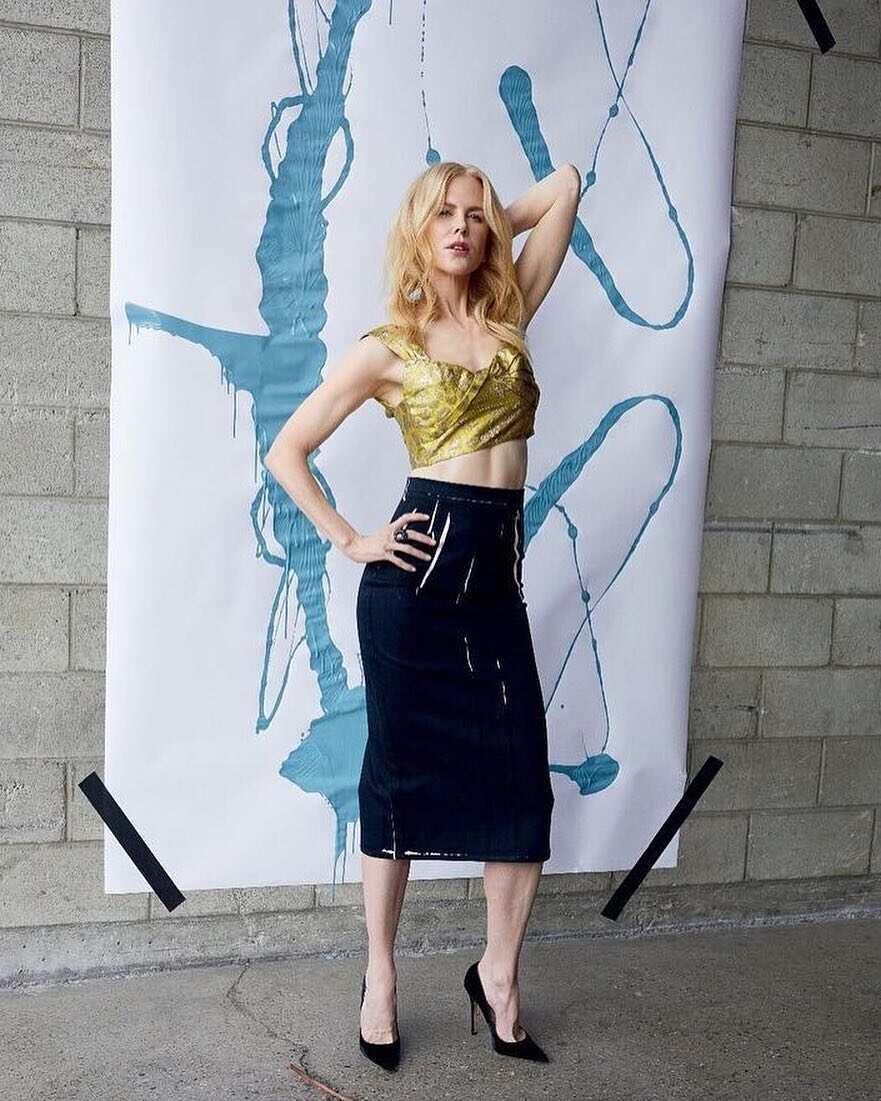 Nicole Kidman measurements