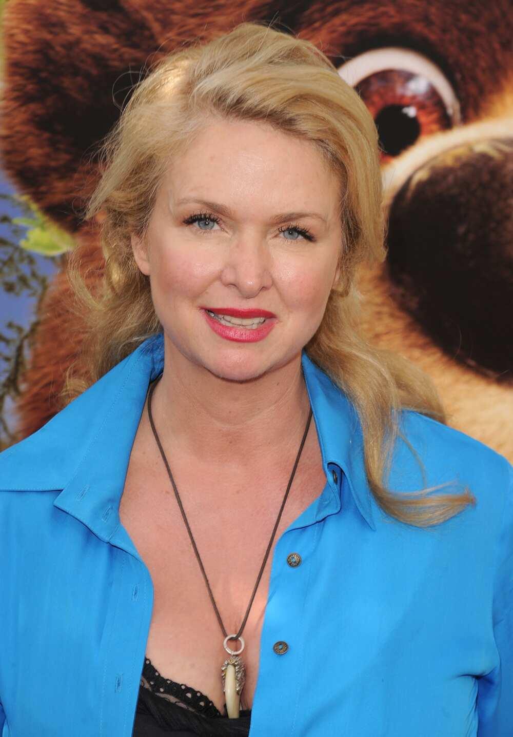 Donna Dixon now