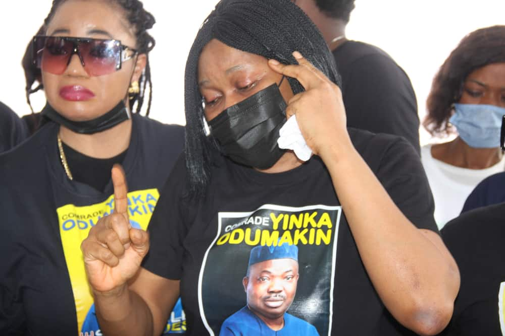 You will be Buried in my Heart, Yinka Odumakin's wife pens Heart-Breaking Message to Late Activist