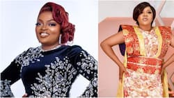I don't care who is doing better: Toyin Abraham subtly shades Funke Akindele as her movie breaks past record