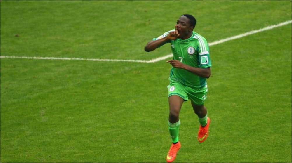 Breaking: Super Eagles captain Musa completes medical, confirms he is set to join Premier League club