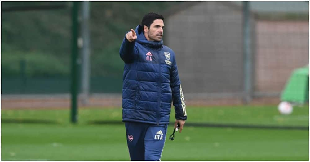 Mikel Arteta Reveals Who Is to Blame for Arsenal's Embarrassing Defeat to Liverpool