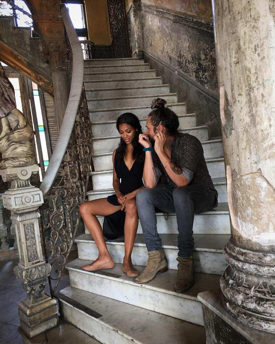 Zoe Saldana bio: net worth, kids, who is she married to ...