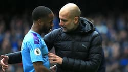Tension For Guardiola As Man City Superstar Boldly Expresses Desire to Leave Club And Play Abroad