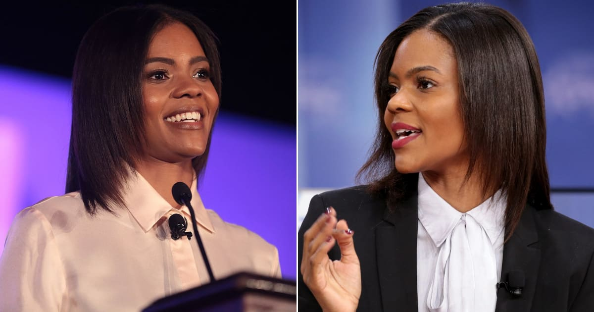 Feminism is about tearing women down – US activist Candace Owens says