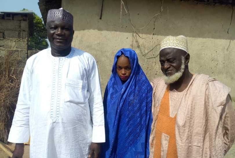 Outrage as man from Niger state allegedly marries underage girl