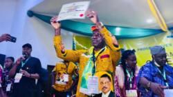 Just in: Prominent Nigerian governor reveals his successor