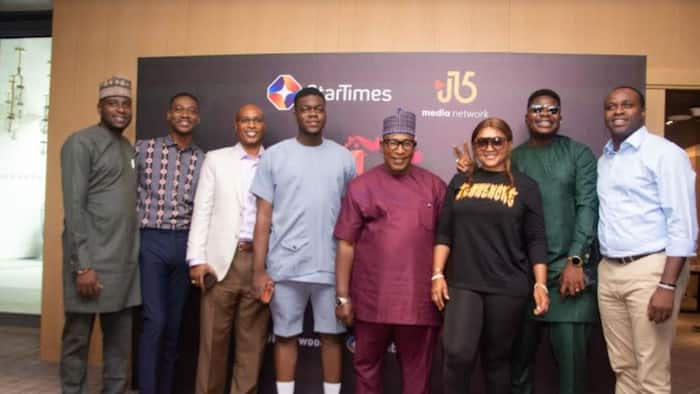 Mr Macaroni, Broda Shaggi to Star in TV Adaptation of Femi Adebayo's Ile Alayo, to Air on StarTimes