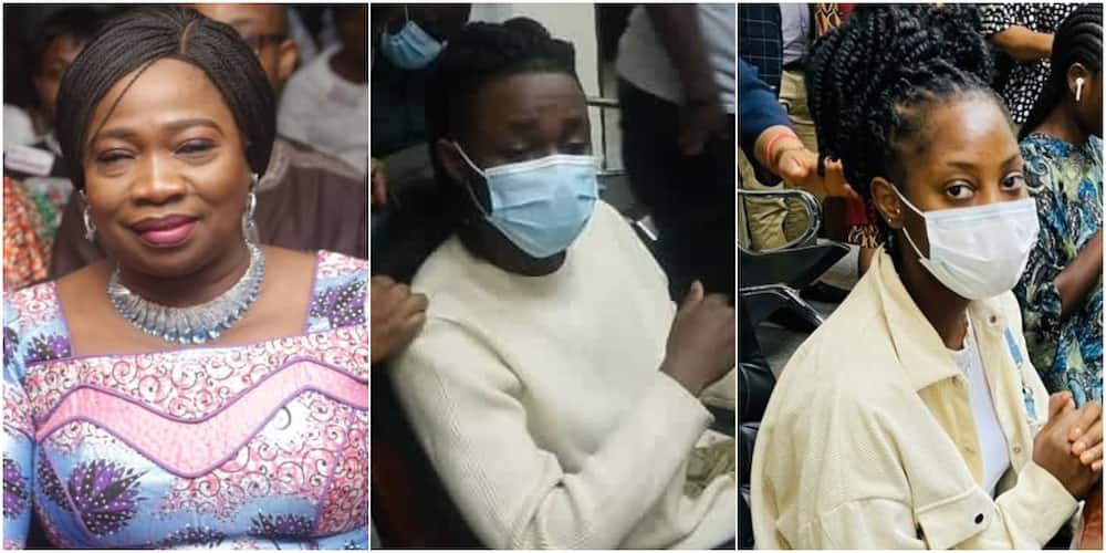 Abike Dabiri announces release of Omah Lay, Tems from Ugandan police