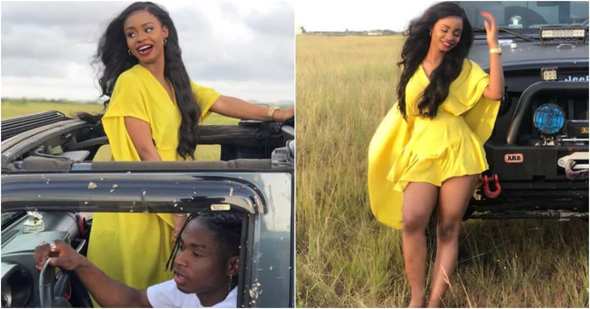 Iyabo Ojo's daughter talks about her lifestyle, reveals Lil Kesh is just a friend