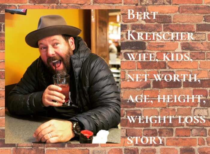 Bert Kreischer Wife Kids Net Worth Age Height Weight Loss Story Legit Ng Leann kreischer also has a podcast in which her husband was a guest. bert kreischer wife kids net worth